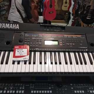 Yamaha Keyboard Psr E263 DP 0% Cuma admin 199.000