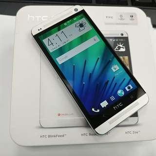 HTC One M7 silver 銀色(32G)