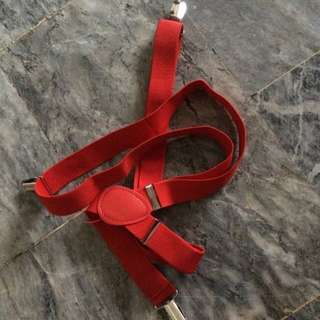 Suspender - Used once only!!!