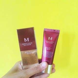 MISSHA M Perfect Cover BB Cream SPF42/PA+++ No. 21 Light Beige 20ml