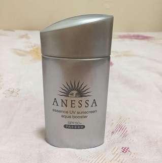 Shisedo ANESSA 銀色 防曬 spf50+ pa++++