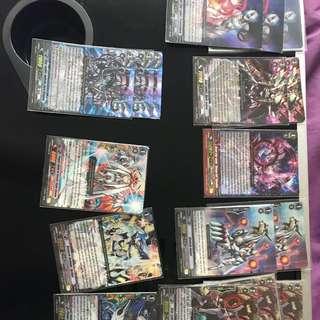 Cardfight Vanguard Link Joker English Cards