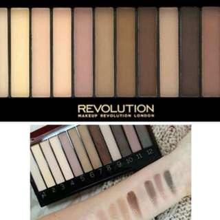 Eye shadow Make up Revolution