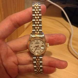 Rolex 女裝手錶