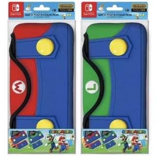 Nintendo Switch - Quick Pouch Collection per pcs