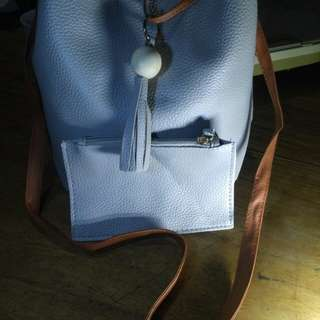 Korean basket bag