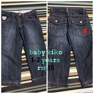 Boy Jeans (baby kiko)