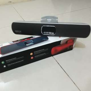 speaker bloototh MBOX free ong 10rb