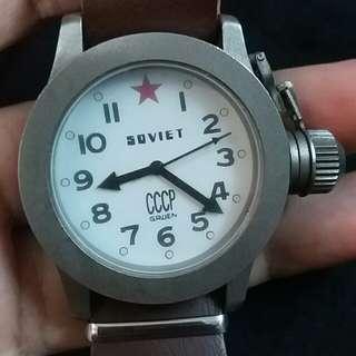 Soviet CCCP vintage watch