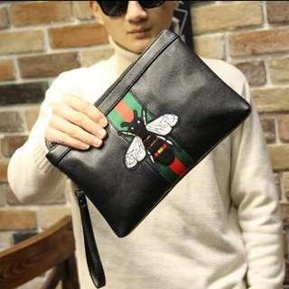 韓版旅行男士女士學生休閒手提包 (露宿者推廣系列) (包Buyup自取站取貨) (handbag)