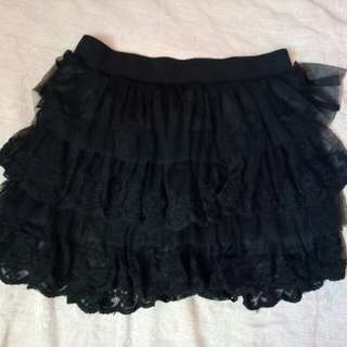 [PRELOVED] Ruffle skirt