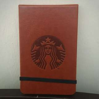 Starbucks Notebook