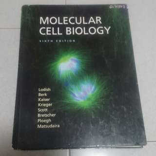 Free: Molecular Cell Biology