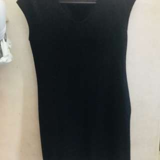 Black Fit Dress