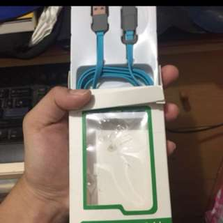 2in1 Data Charging Cable (high Speed)