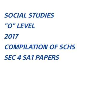 ($12) SS COMPILATION OF SCHS 2017 MYE PAPERS SOFTCOPY