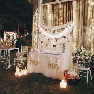 [INSTOCK] LED Fairy Lights Curtain