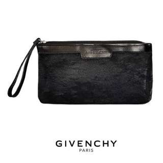 GIVENCHY LACE WRISTLET (BLACK)