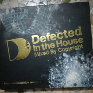 Defected in the house 2005