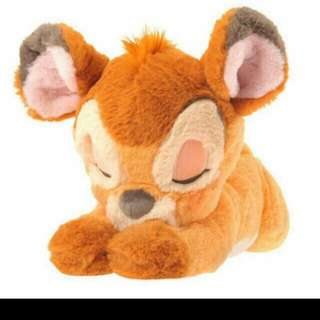 徵收 迪士尼 小鹿斑比 娃娃玩偶 或其他相關商品