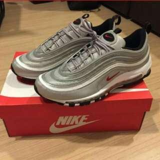 Nike Air Max 97 OG QS 'Silver Bullet'