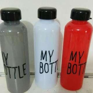 [FREE ONGKIR] My Bottle Tritan New Model | Botol Minum