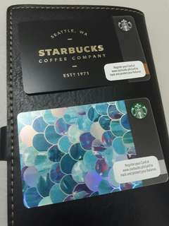 Starbucks LIMITED EDITION PH Cards