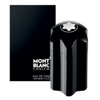 Mont Blanc Emblem new fragrance for men 100ml