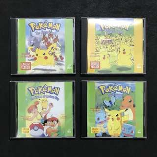 [VCD] Pokemon - Season 1 (12-Discs)