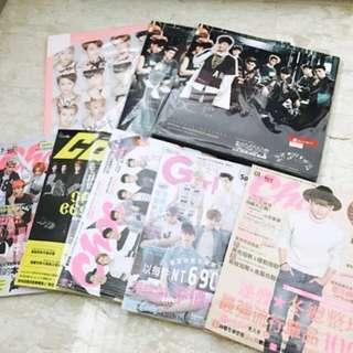 SpeXial Albums/Magazines