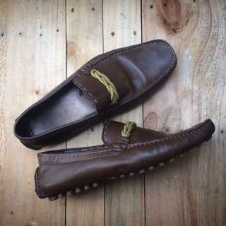 Pedro moccasin shoe