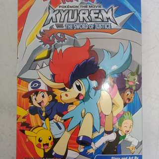 Pokemon Comic Book