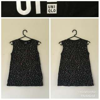 Uniqlo Sleeveless Shirt