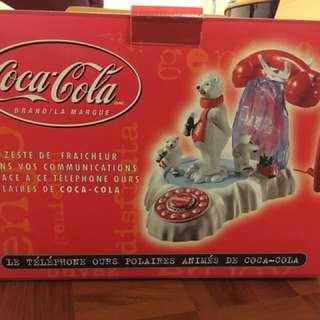 Coca-Cola 北極熊電話