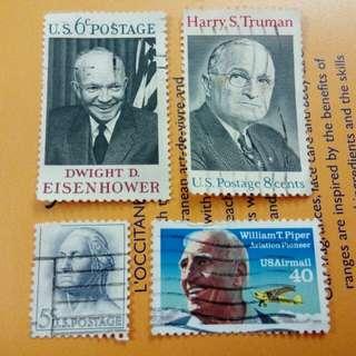 USA Stamps #3