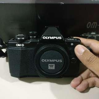 Olympus OM-D EM10 mark ii body