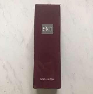 SK II gentle cleanser