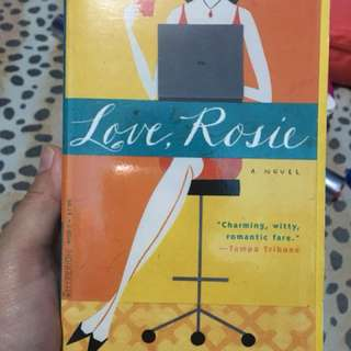 Love, Rosie by Cecilia Ahern