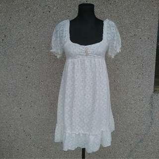 Liz lisa elegant white dress