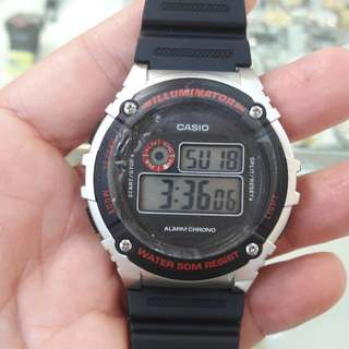 Jam tangan sporty
