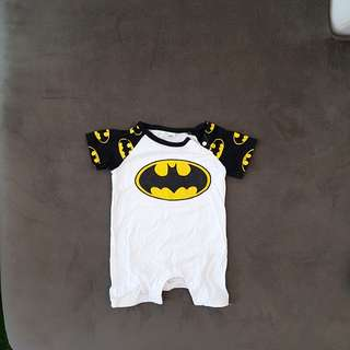 Batman romper