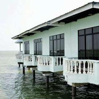 Penang Chalet Terapung Sri Idaman Pancing #hotel #stay