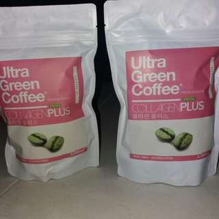 Ultra Green Coffee