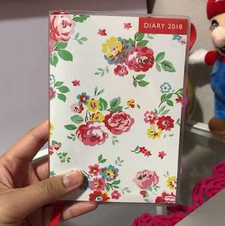 2018 DIARY/PLANNER