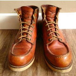 Redwing moc vintagge made usa
