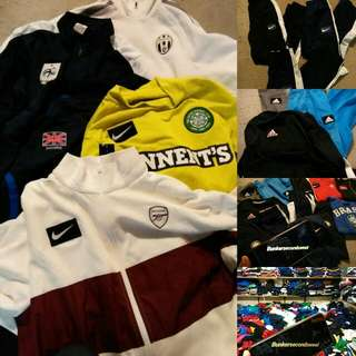Trackpants & Tracktop BNWT ORIGINAL