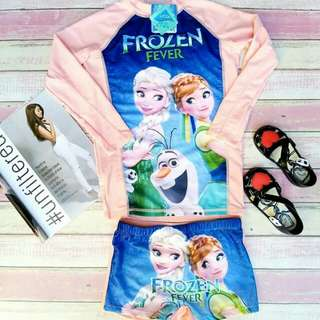 LOW PRICE THIS MONTH! Rash guard for Girls