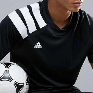 Adidas Football Training Tee Shirt (black)