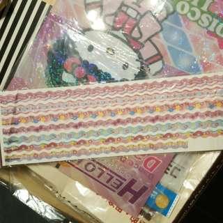 Sanrio My Melody 包裝修貼紙