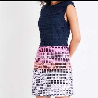 Ted Baker smart causal dress